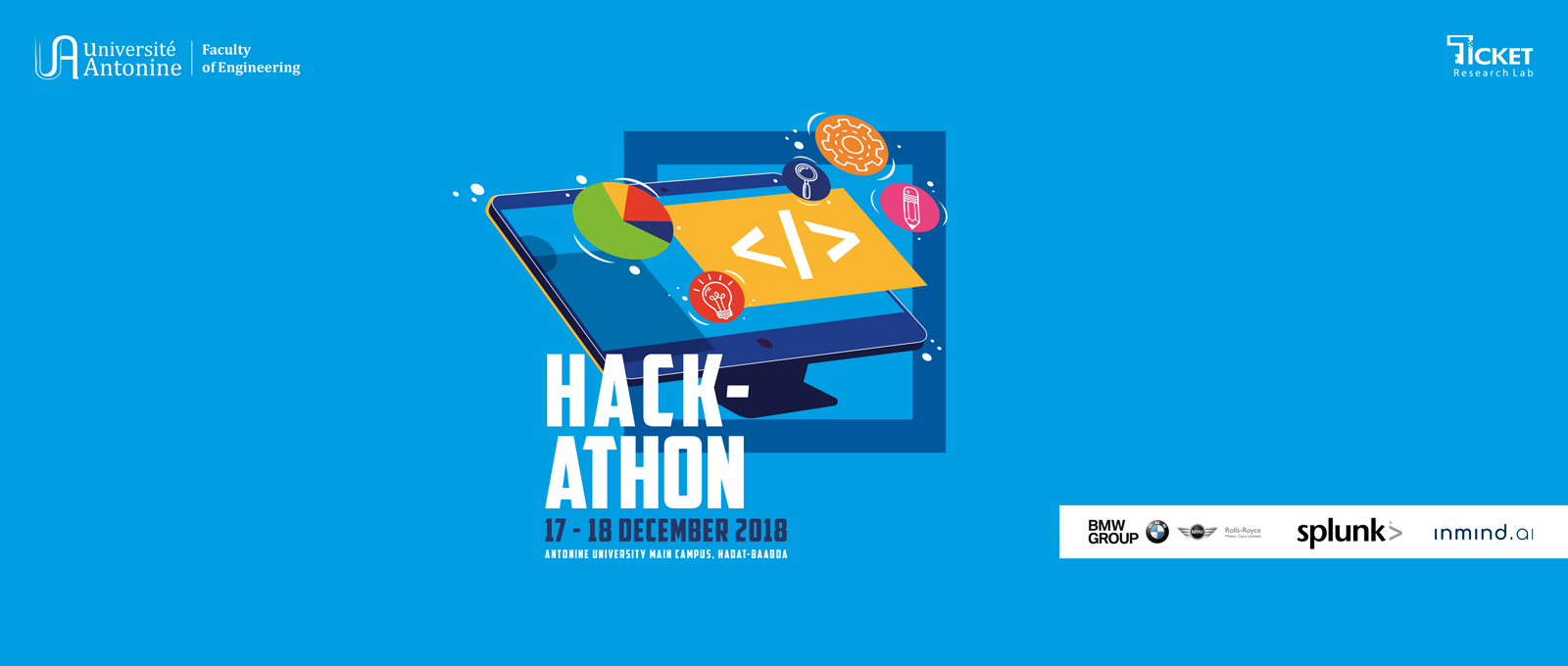 Hackathon at Antonine University