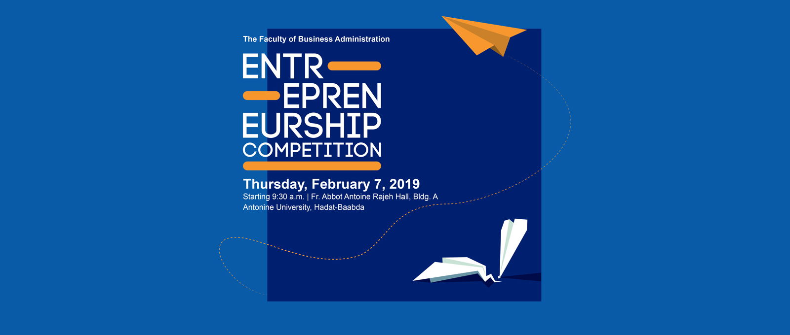 ENTREPRENEURSHIP COMPETITION